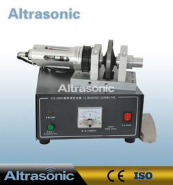 800w 35Khz Weld Polyester Fabric Ultrasonic Attachment