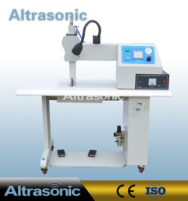 Ultrasonic Sewing Machine for Non-woven fabric welding