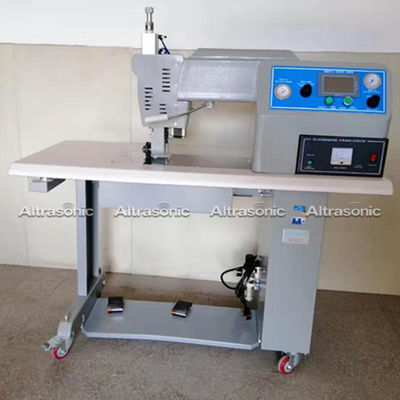 Reliable 35khz Ultrasonic Sealing and Cutting Machine