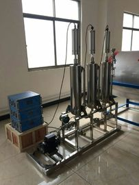 Çin Industrial Ultrasound Processor Titanium Material Probe Dispersing And Deagglomeration Fabrika